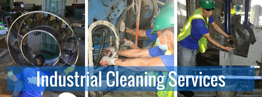 industrial cleaning services in the philippines