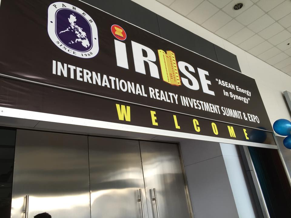 iRISE Summit and Expo IInternational Realty Investment Summit