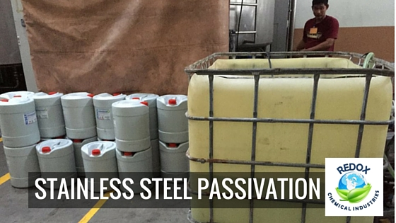 passivation of stainless steel philippines