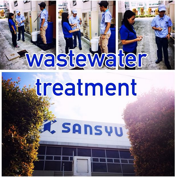 wastewater treatment philippines