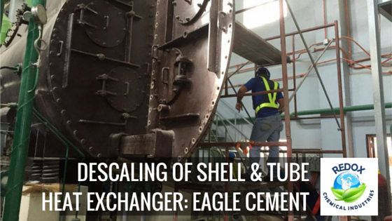 heat exchanger descaling process philippines