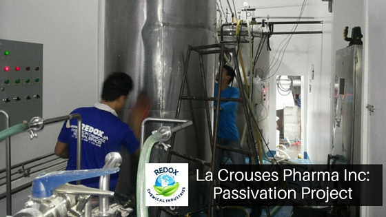 passivation philippines