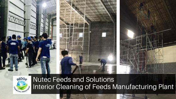 manufacturing plant cleaning philippines