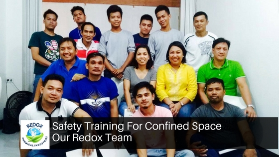 Safety training for confined space philippines