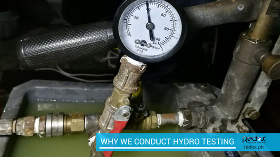 hydro testing passivation and descaling