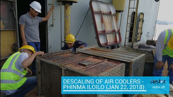 descaling of air cooler philippines