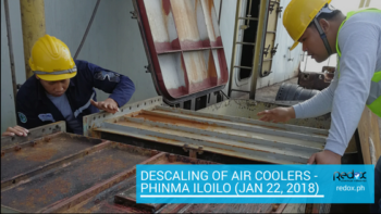 descaling of air coolers philippines