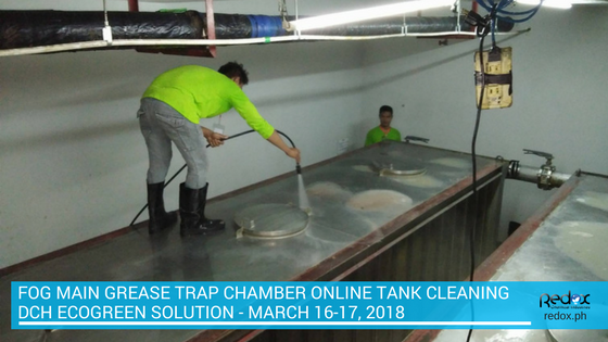 grease trap chamber online tank cleaning philippines