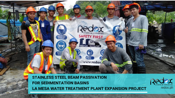 stainless steel passivation in the philippines