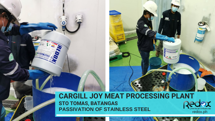 industrial cleaning service passivation philippines